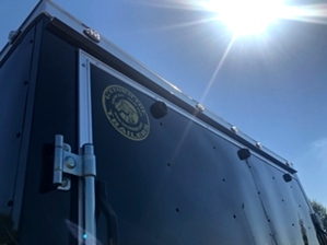 Enclosed Trailer 20ft