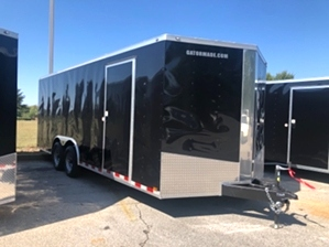 Enclosed Trailer 8.5x20ft