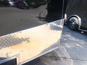 Enclosed Trailer 8.5x20ft