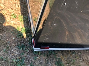 Enclosed Trailer 24ft