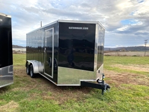 Enclosed Trailer Dual Tandem