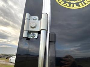 Enclosed Trailer Dual Tandem