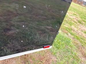 Single Axle Enclosed Trailer