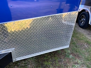 Enclosed Trailer 16ft With V Nose