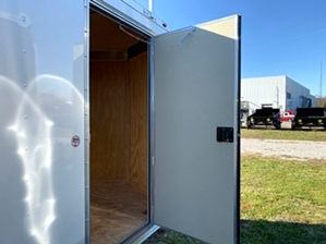 Enclosed Trailer Custom Trailer  Enclosed Trailer Custom Trailer. Custom Trailer with side window.