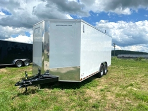 Enclosed Trailer Gatormade